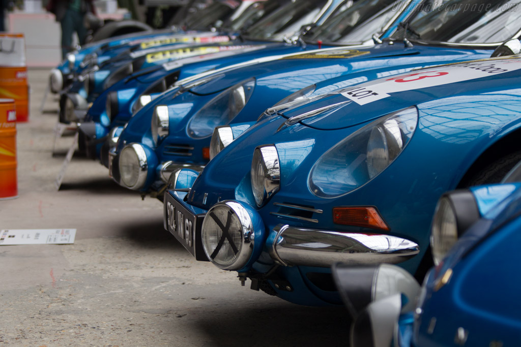 Alpine A110    - 2013 Tour Auto