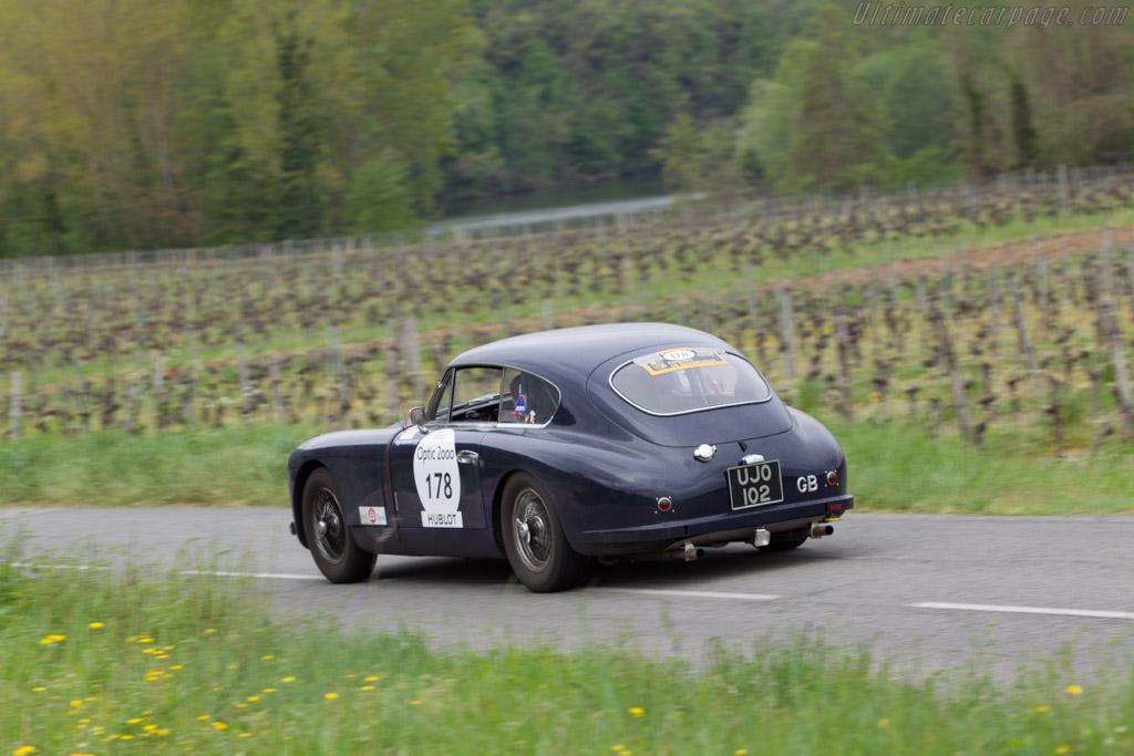 Aston Martin DB2/4    - 2013 Tour Auto