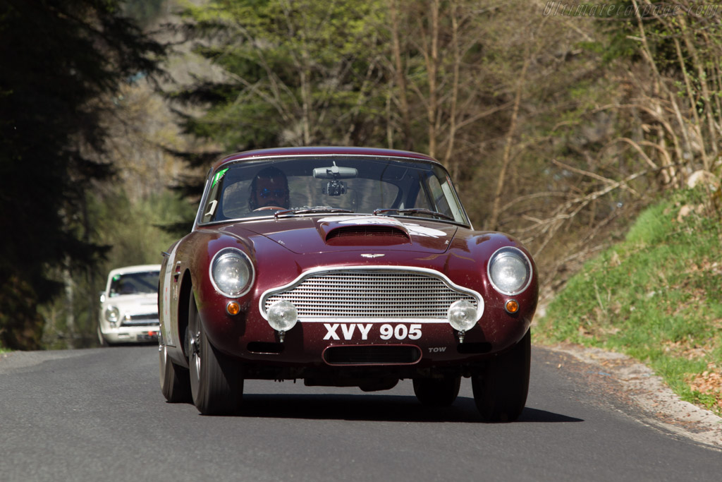Aston Martin DB4 GT - Chassis: DB4GT/0164/R   - 2013 Tour Auto