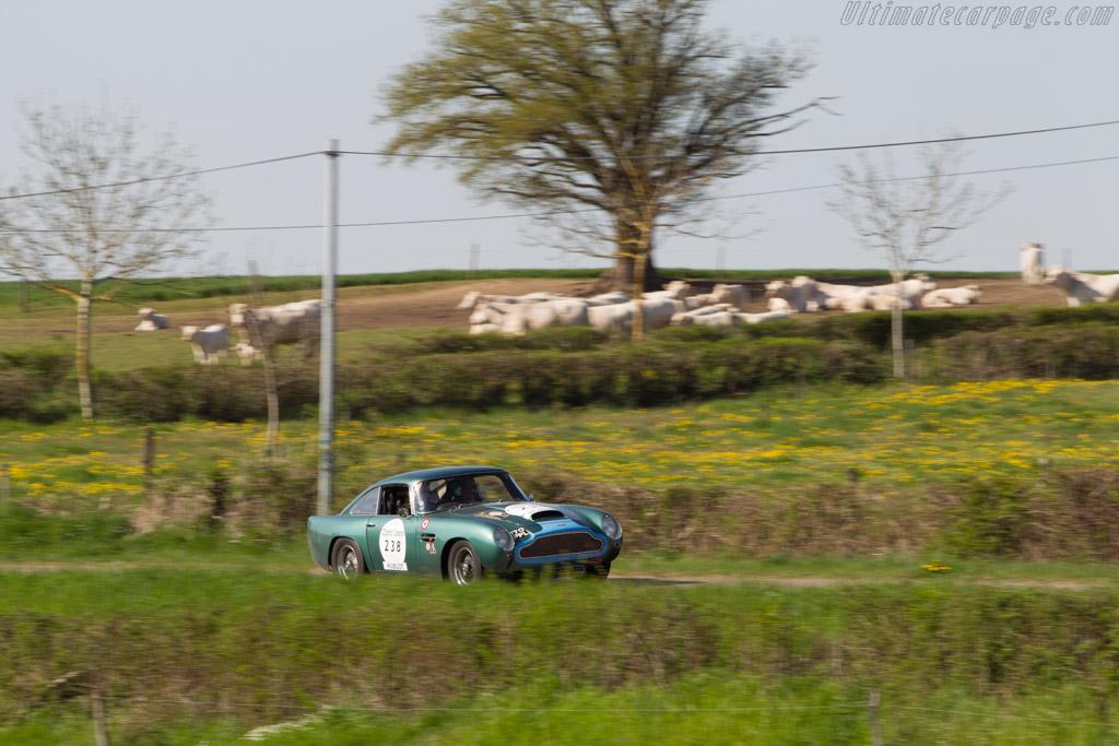 Aston Martin DB4 GT - Chassis: DB4GT/0110/R   - 2013 Tour Auto