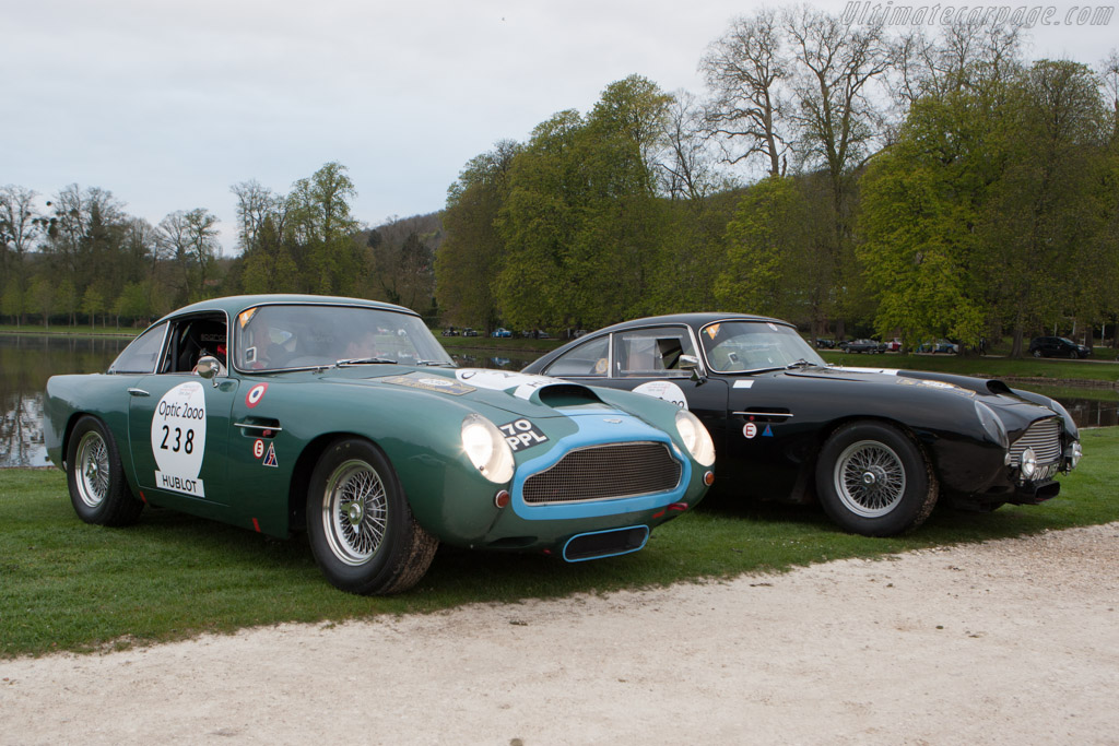 Aston Martin DB4 GT - Chassis: DB4GT/0110/R   - 2013 Tour Auto