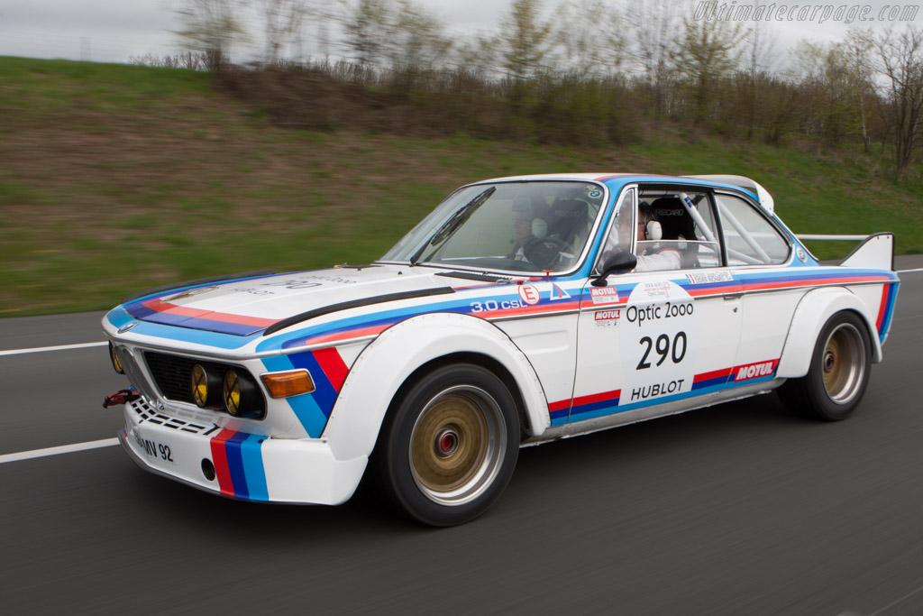 BMW 3.0 CSL    - 2013 Tour Auto