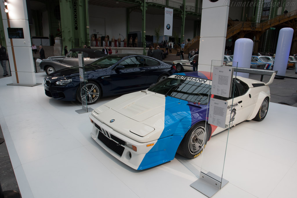 BMW M1 Group 4    - 2013 Tour Auto