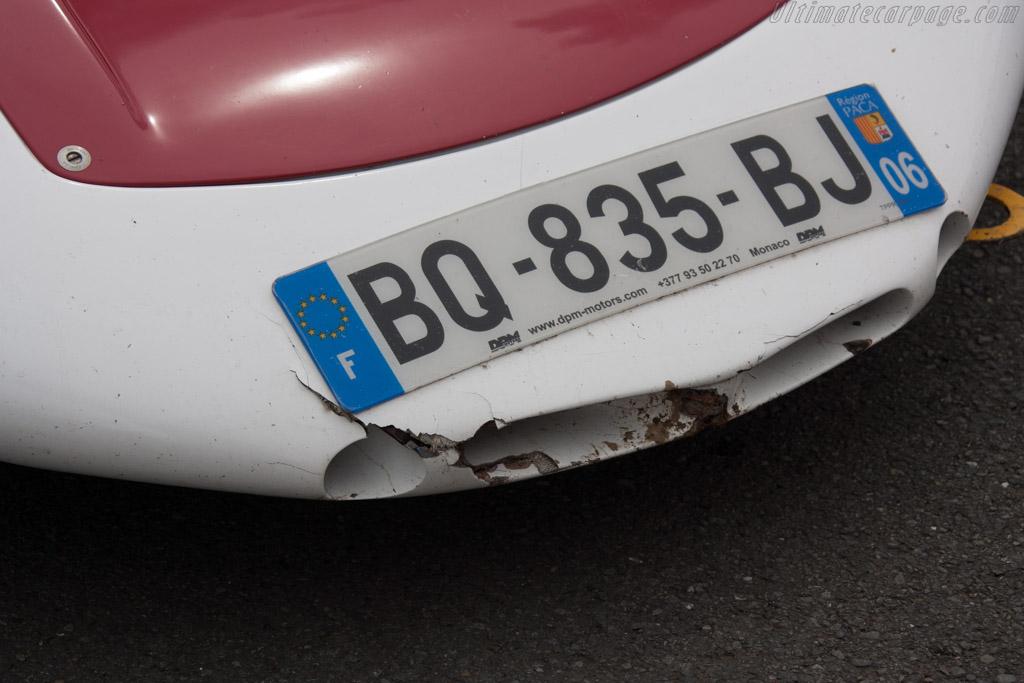 Battle damage    - 2013 Tour Auto