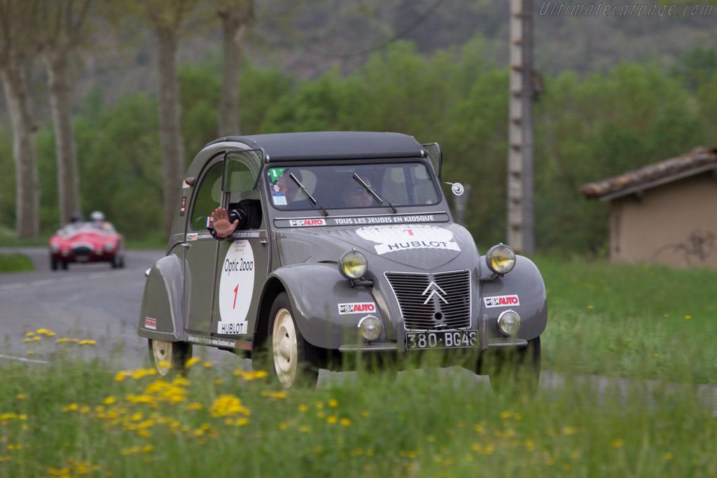 Citroën 2CV    - 2013 Tour Auto
