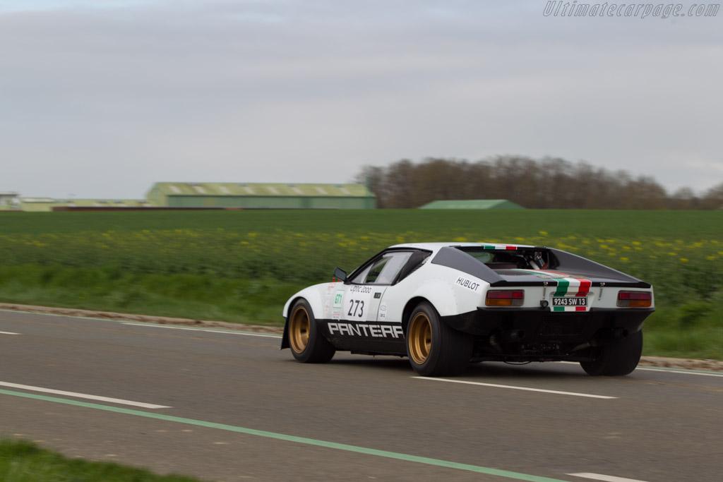DeTomaso Pantera - Chassis: 04834   - 2013 Tour Auto