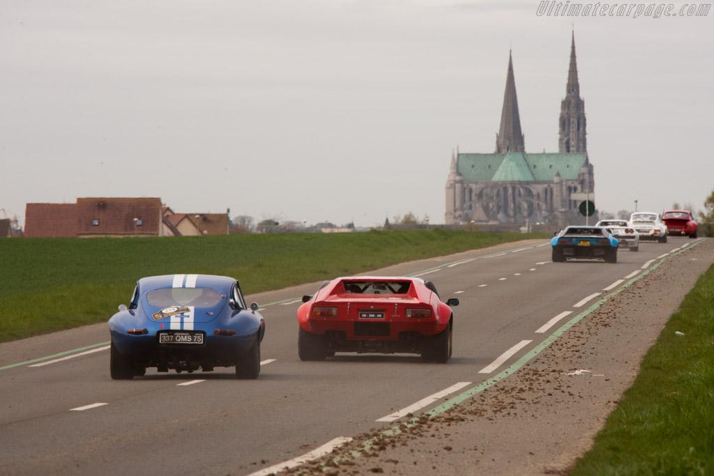 DeTomaso Pantera Group IV - Chassis: 04208   - 2013 Tour Auto