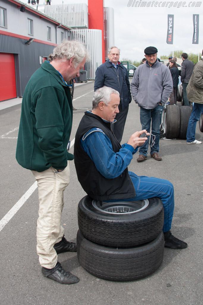 Exploring the circuit layout    - 2013 Tour Auto