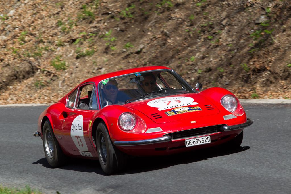 Ferrari 246 GT Dino    - 2013 Tour Auto