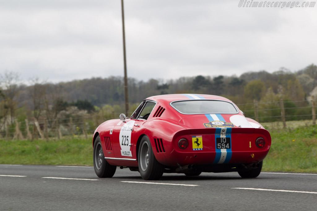 Ferrari 275 GTB Competizione - Chassis: 07641 - Driver: Steven Read  - 2013 Tour Auto