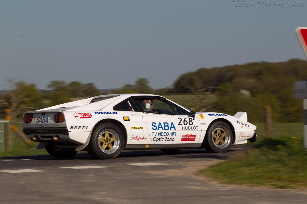 Ferrari 308 GTB Group B - Chassis: 18971 - Driver: Jean-Paul Driot / Olivier Panis  - 2013 Tour Auto
