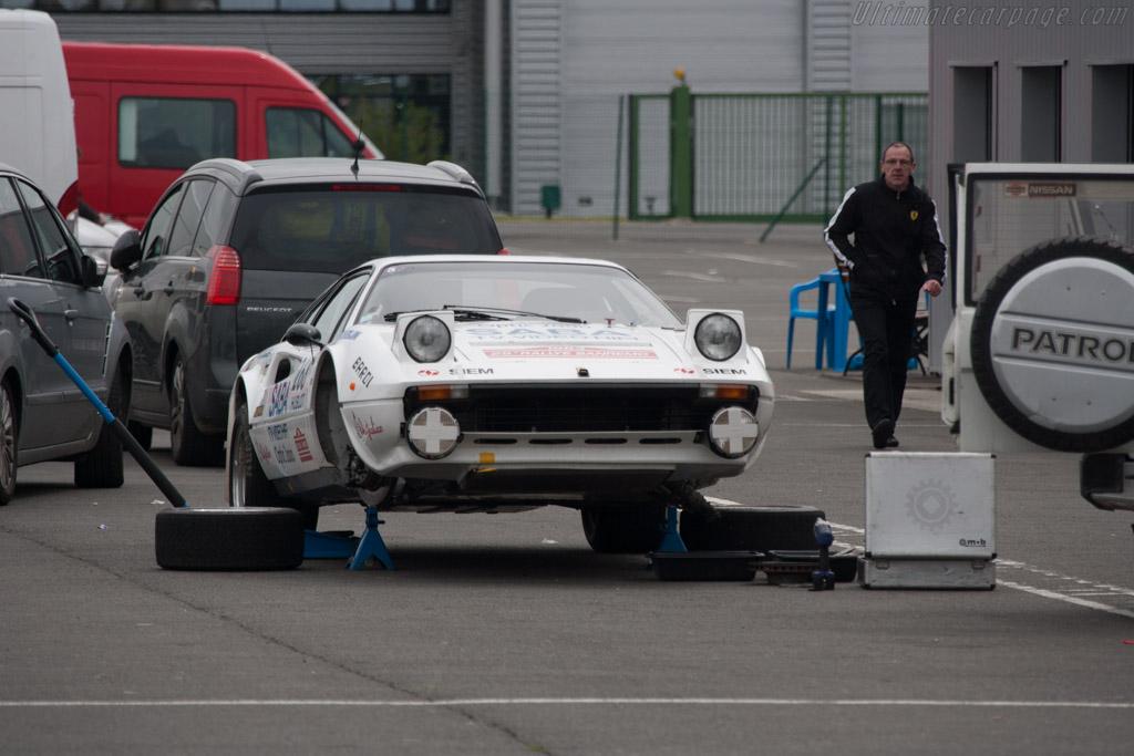Ferrari 308 GTB Group IV - Chassis: 18971 - Driver: Jean-Paul Driot / Olivier Panis  - 2013 Tour Auto