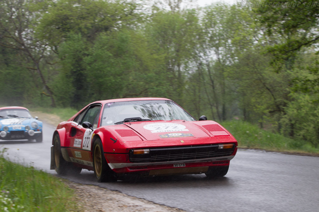 Ferrari 308 GTB Group IV - Chassis: 21883   - 2013 Tour Auto