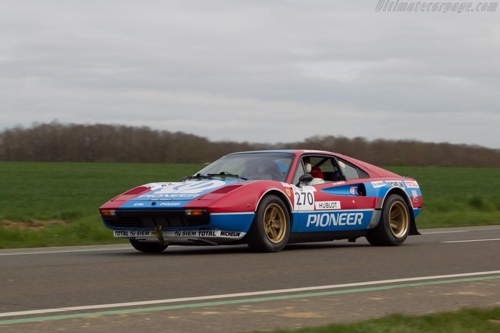 Ferrari 308 GTB Group IV - Chassis: 20373   - 2013 Tour Auto
