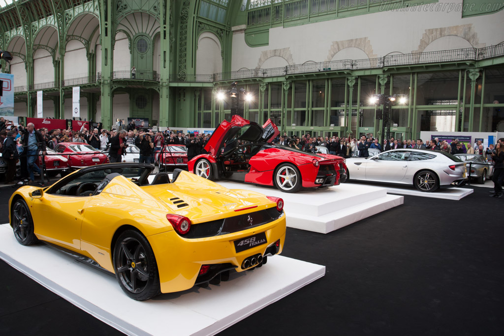 Ferrari 458 Spider    - 2013 Tour Auto