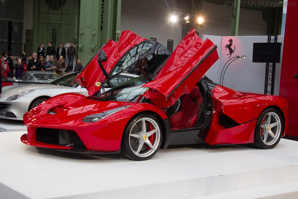 Ferrari LaFerrari - Chassis: 194925   - 2013 Tour Auto