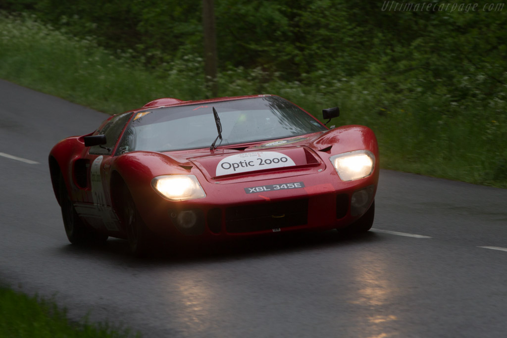 Ford GT40 - Chassis: GT40P/1070   - 2013 Tour Auto