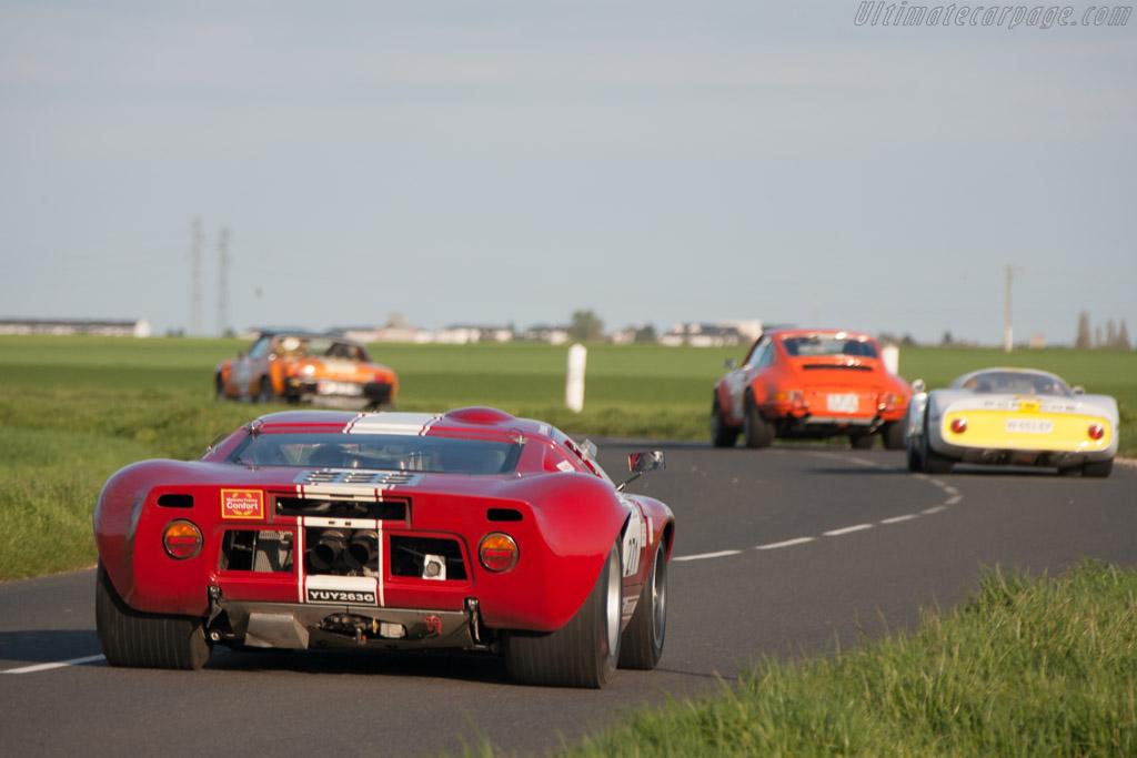 Ford GT40    - 2013 Tour Auto