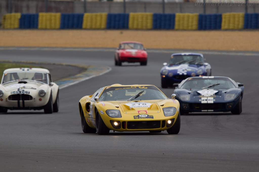 Ford GT40 - Chassis: GT40P/1079   - 2013 Tour Auto
