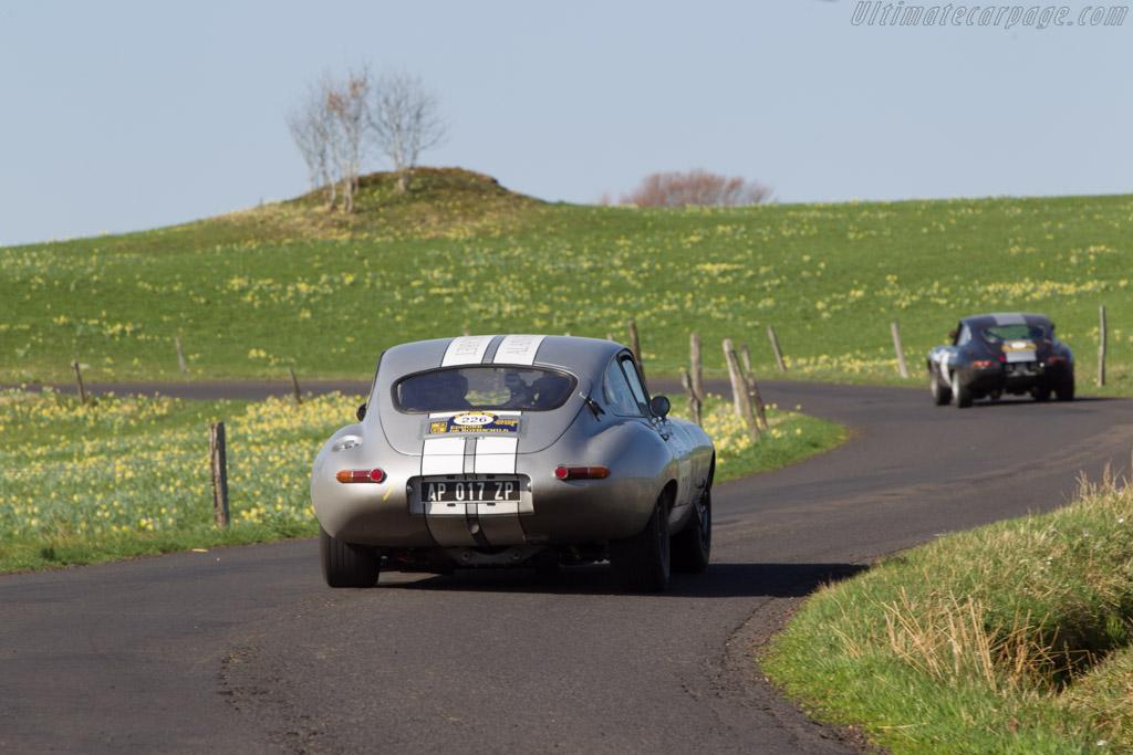 Jaguar E-Type    - 2013 Tour Auto