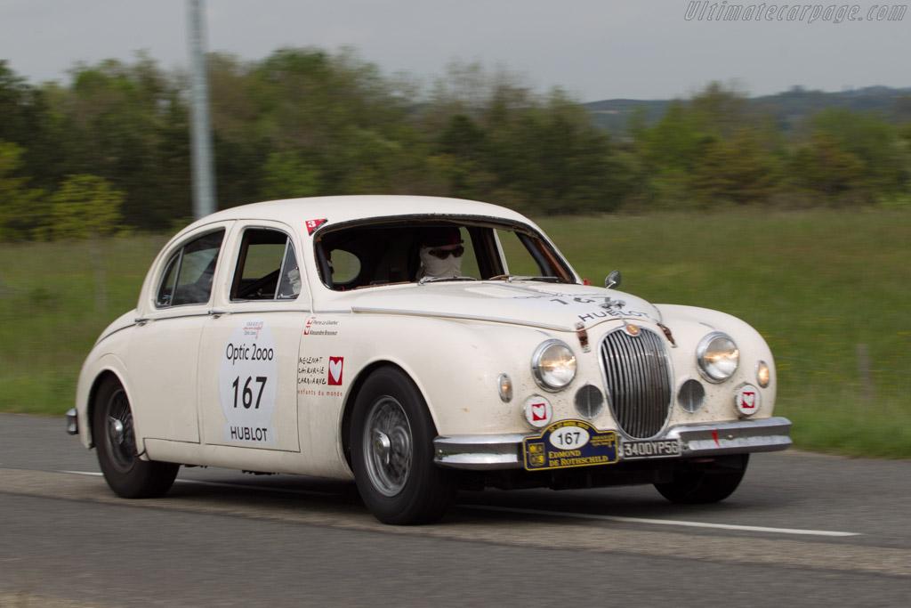 Jaguar Mk1    - 2013 Tour Auto