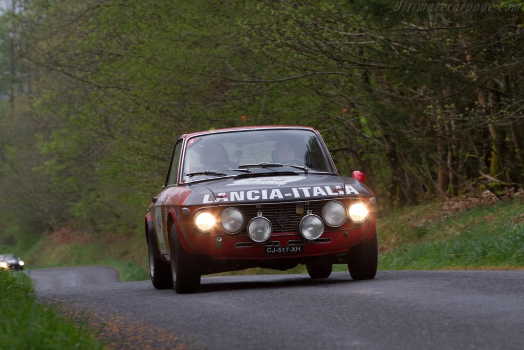 Lancia Fulvia HF    - 2013 Tour Auto