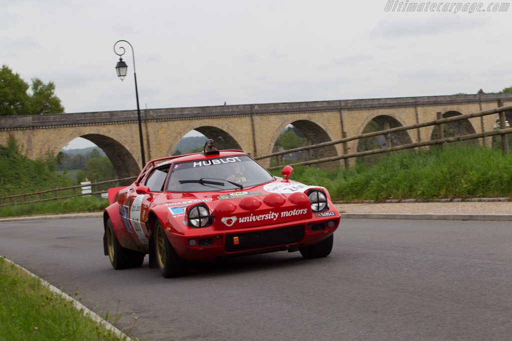 Lancia Stratos Group IV    - 2013 Tour Auto