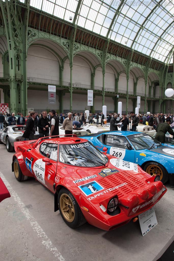 Lancia Stratos Group IV    - 2013 Tour Auto