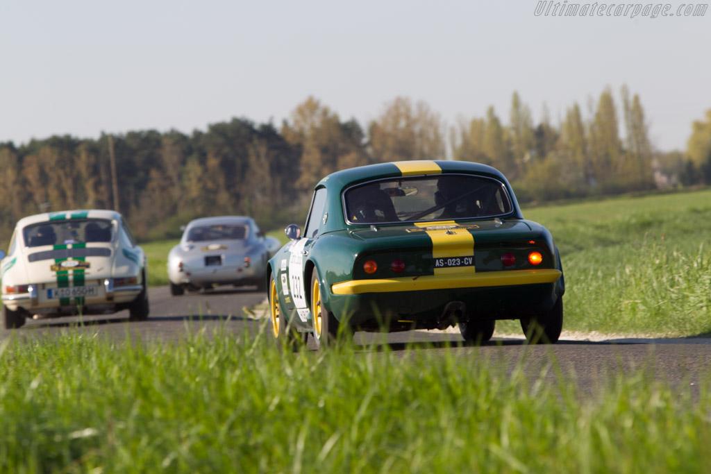 Lotus Elan    - 2013 Tour Auto