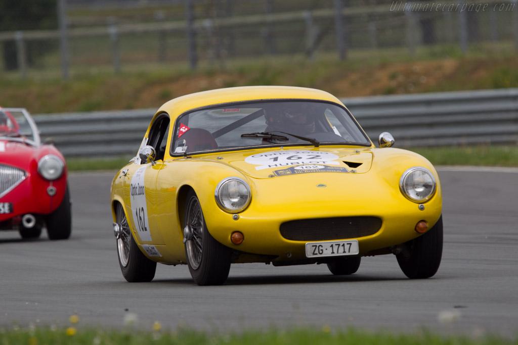 Lotus Elite    - 2013 Tour Auto