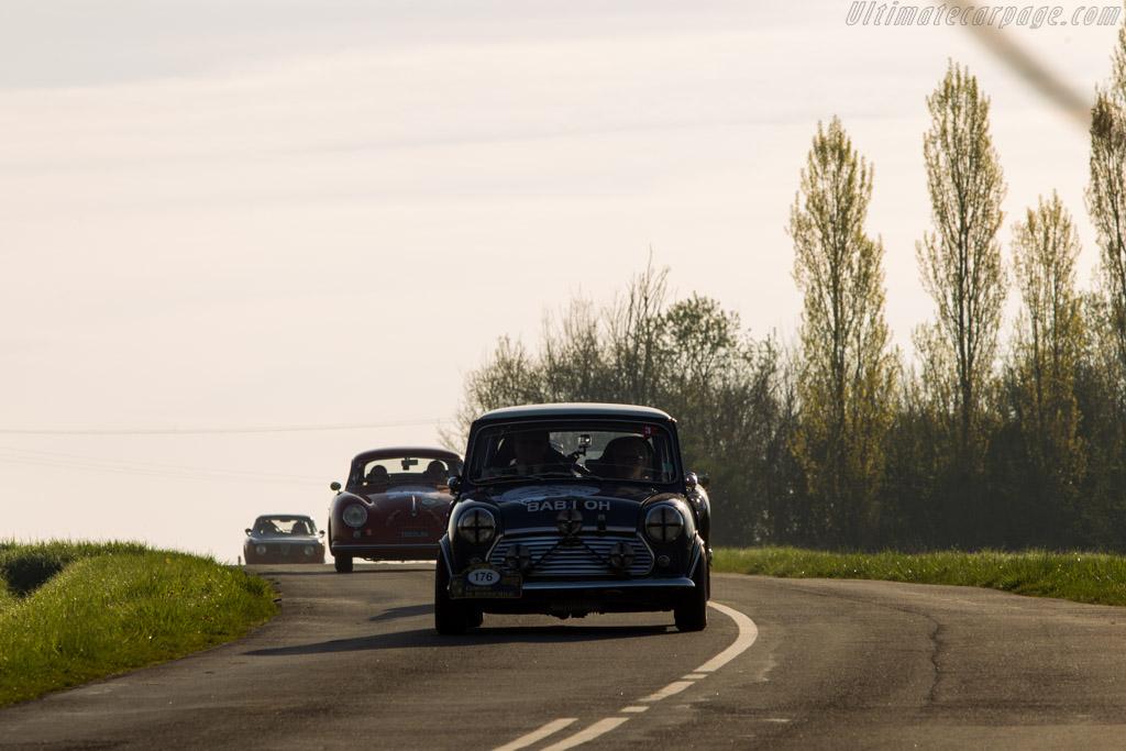 Mini Cooper S    - 2013 Tour Auto