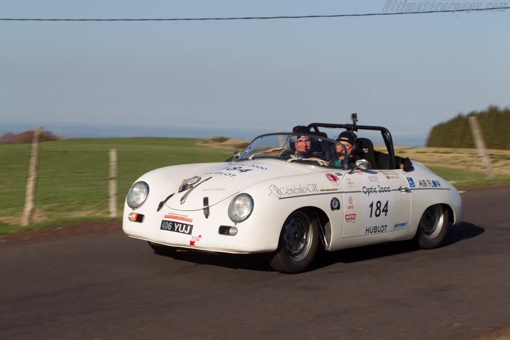 Porsche 356 1500 S    - 2013 Tour Auto