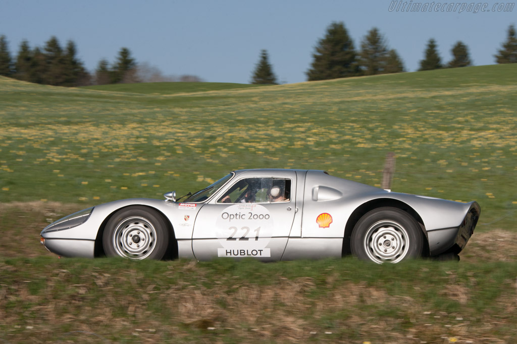 Porsche 904 GTS    - 2013 Tour Auto