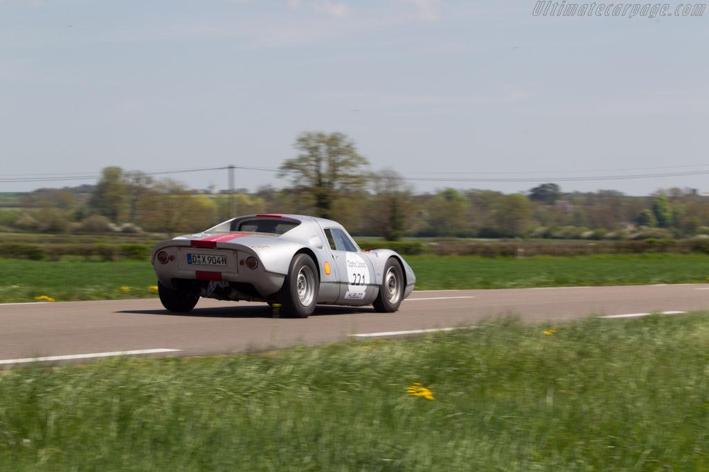 Porsche 904 GTS - Chassis: 904-009   - 2013 Tour Auto