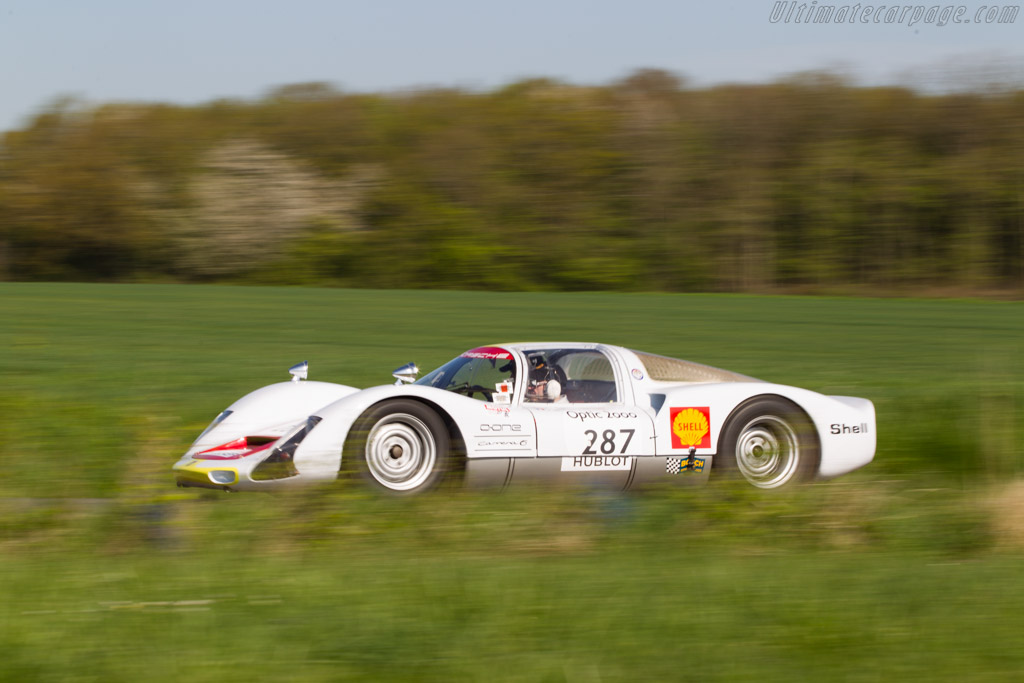 Porsche 906    - 2013 Tour Auto