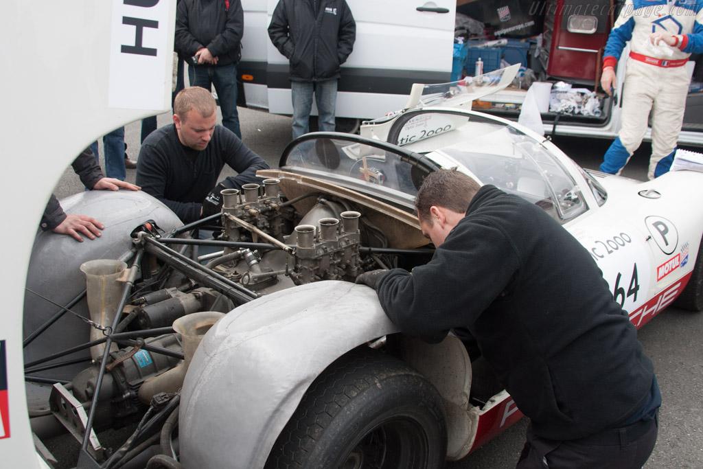 Porsche 910 - Chassis: 910-005   - 2013 Tour Auto