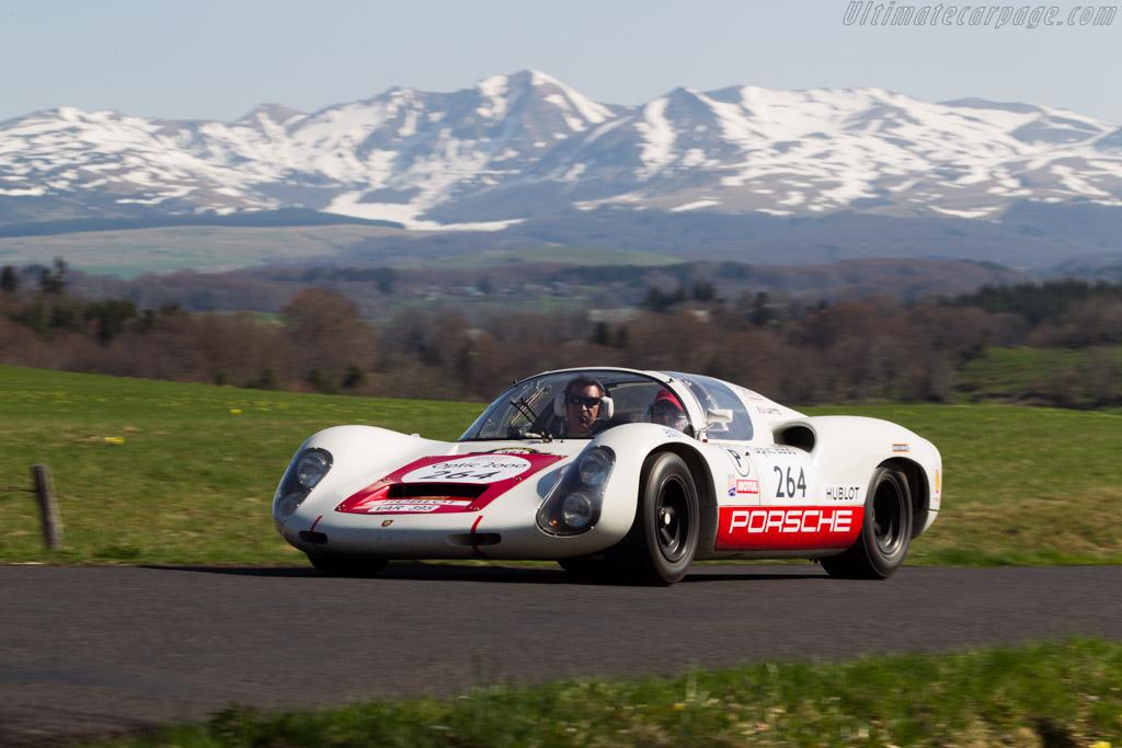 Porsche 910    - 2013 Tour Auto