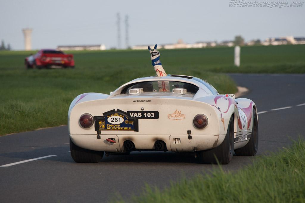 Porsche 910 - Chassis: 910-022   - 2013 Tour Auto