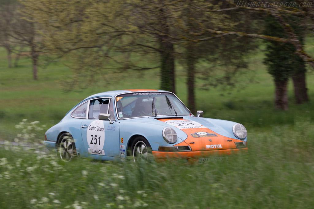 Porsche 911    - 2013 Tour Auto