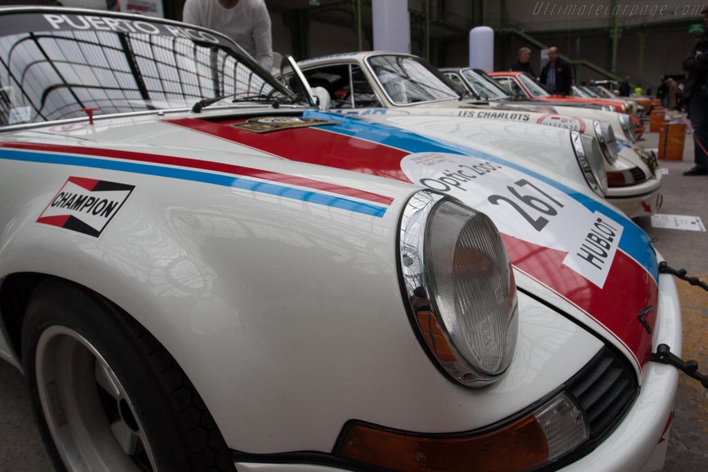 Porsche 911 Carrera RSR 2.8 - Chassis: 911 360 0614   - 2013 Tour Auto