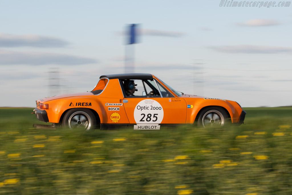 Porsche 914/6 GT - Chassis: 914 044 0503  - 2013 Tour Auto