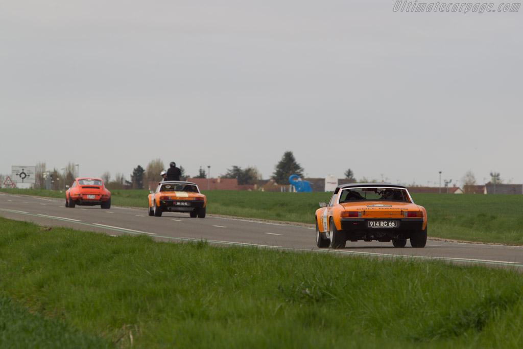 Porsche 914/6 GT    - 2013 Tour Auto