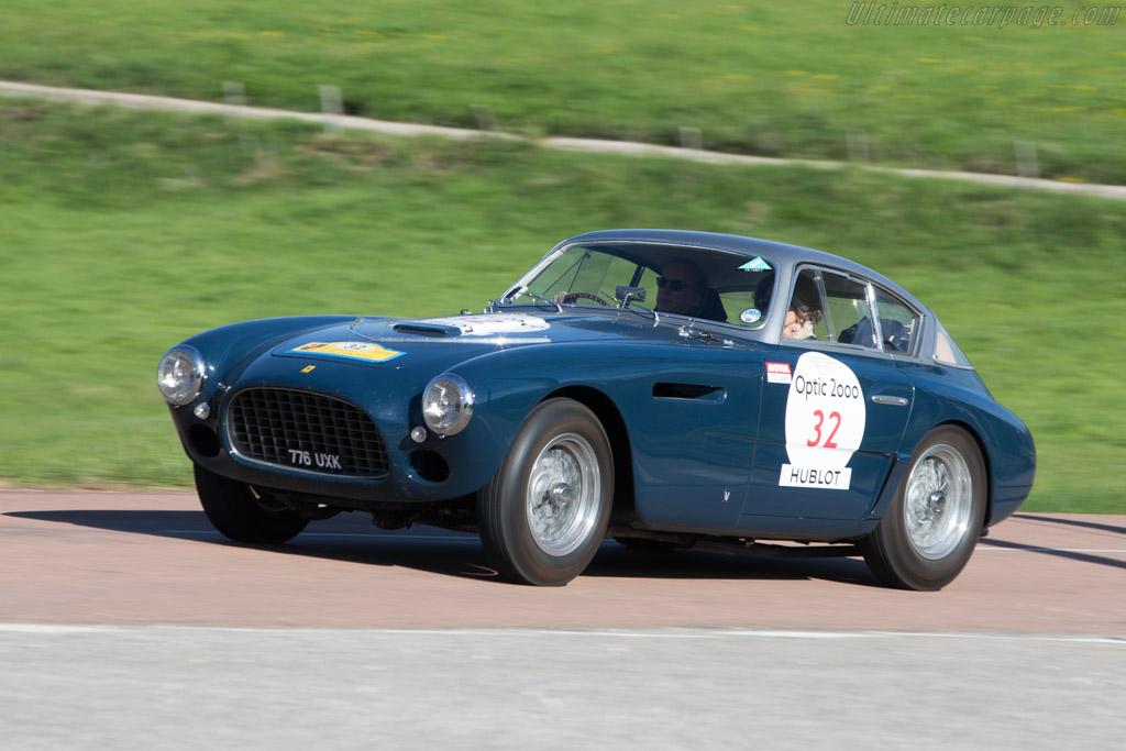 Ferrari 212 Inter Vignale Coupe Chassis 0205el Driver