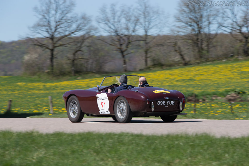AC Ace - Chassis: BEX426 - Driver: Ricci / Frederic Stoesser  - 2014 Tour Auto