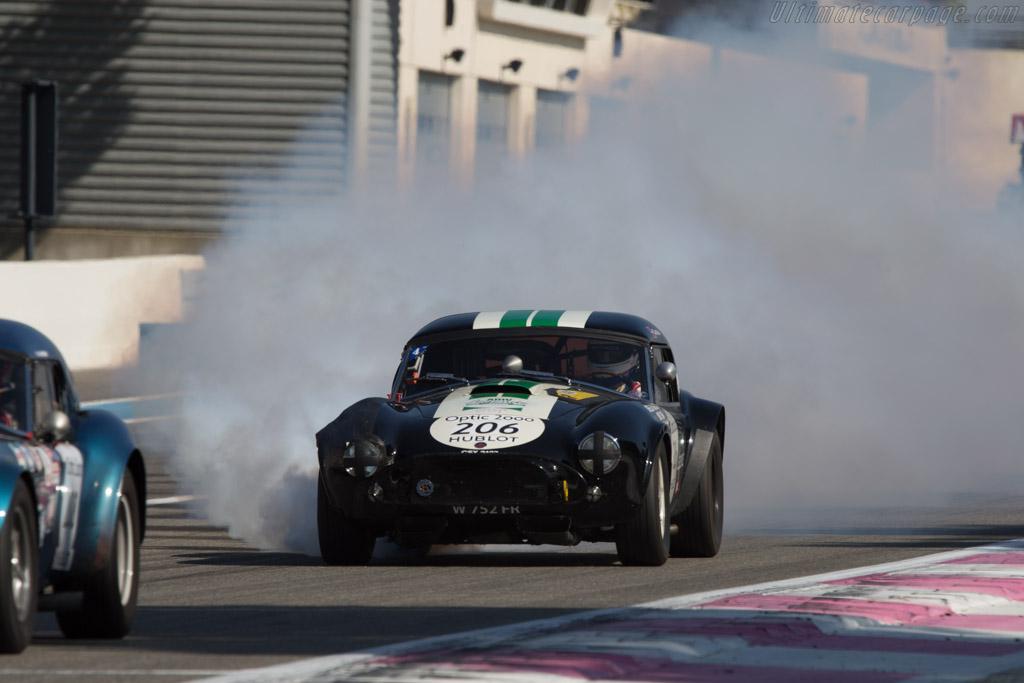 AC Shelby Cobra - Chassis: CSX2127 - Driver: Ludovic Caron / Carles de Villaucourt  - 2014 Tour Auto