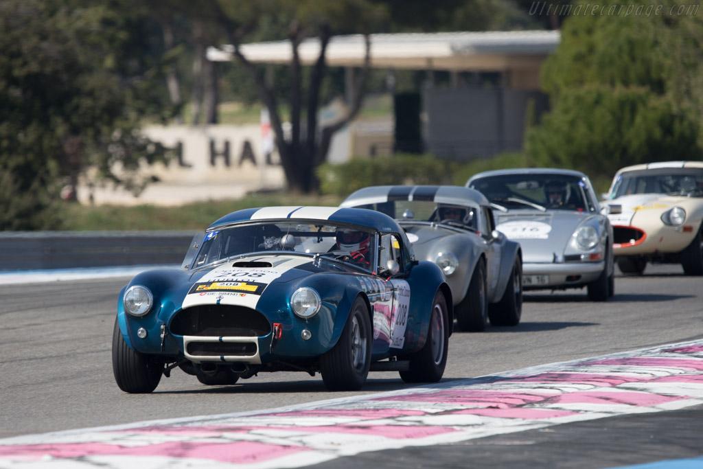 AC Shelby Cobra - Chassis: CSX2136 - Driver: Jean Marc Merlin / Emmanuel Roche  - 2014 Tour Auto