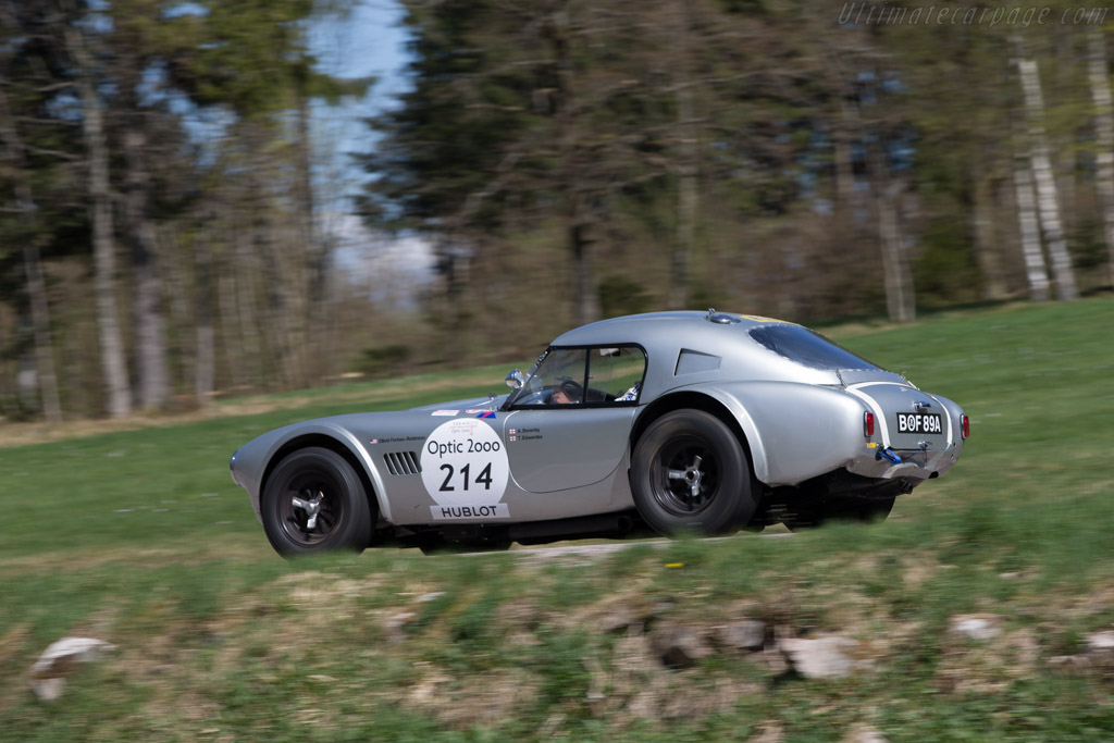 AC Shelby Cobra - Chassis: CSX2157 - Driver: Andrew Beverley / Tom Edwardes  - 2014 Tour Auto