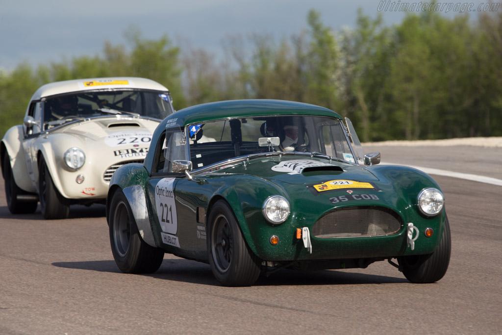 AC Shelby Cobra - Chassis: CSX2348 - Driver: Mark Freeman / Mikael Ellis  - 2014 Tour Auto