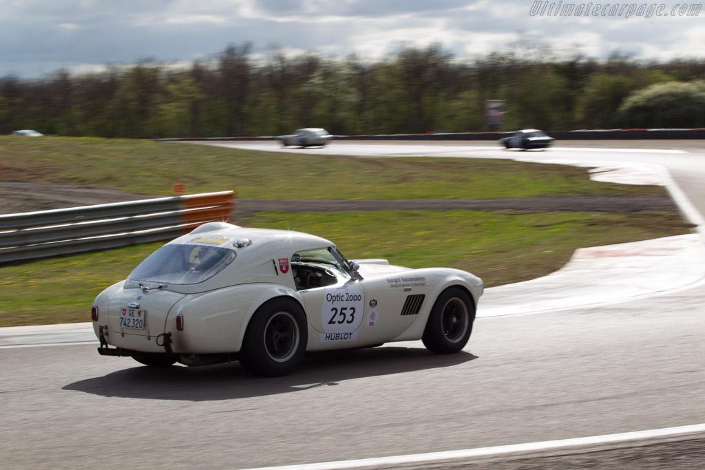 AC Shelby Cobra - Chassis: CSX2547 - Driver: Claude Demole / Eric Collombin  - 2014 Tour Auto