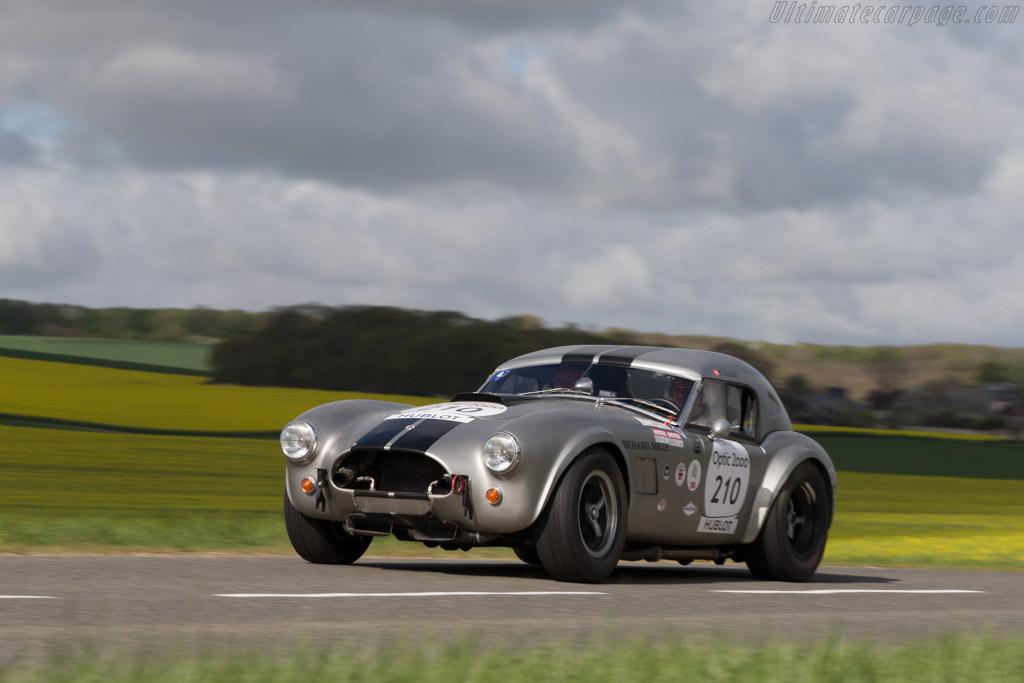 AC Shelby Cobra - Chassis: CSX2076 - Driver: Domique Guenat / Edouard Fragniere  - 2014 Tour Auto